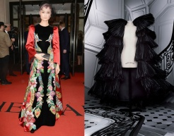 Li Yuchun to wear Christian Dior Fall 2020 Couture