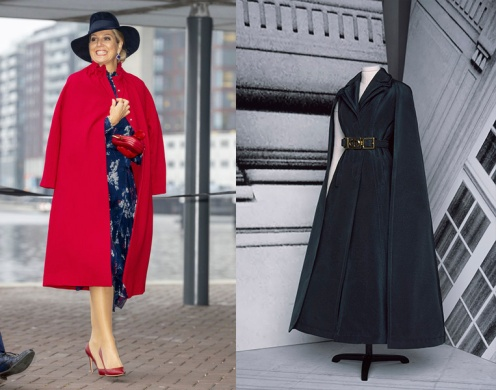 Queen Maxima of the Netherlands to wear Christian Dior Fall 2020 Couture