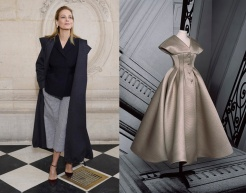 Uma Thurman to wear Christian Dior Fall 2020 Couture