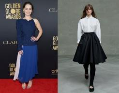 Emilia Clarke to wear Prada Resort 2021
