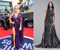 Carrie Underwood to wear Georges Chakra Fall 2020 Couture
