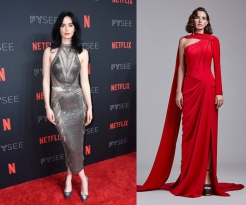 Krysten Ritter to wear Georges Chakra Fall 2020 Couture