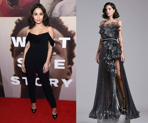 Vanessa Hudgens to wear Georges Chakra Fall 2020 Couture