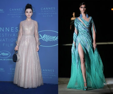Fan Bingbing to wear Georges Hobeika Fall 2020 Couture