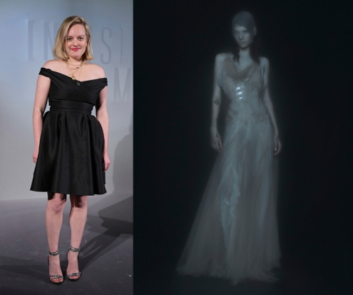 Elisabeth Moss to wear Maison Margiela Fall 2020 Couture