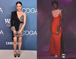 Constance Wu to wear Miu Miu Pre-Fall 2020