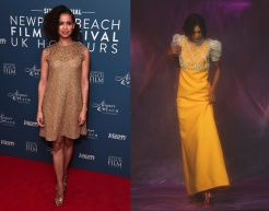 Gugu Mbatha-Raw to wear Miu Miu Pre-Fall 2020