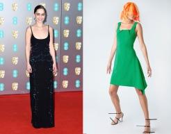 Emilia Clarke to wear Roland Mouret Pre-Fall 2020