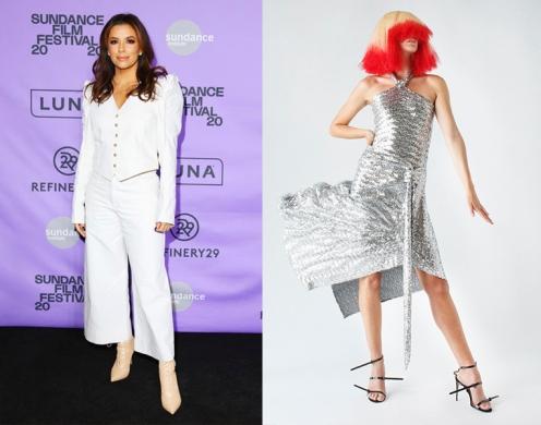 Eva Longoria to wear Roland Mouret Pre-Fall 2020