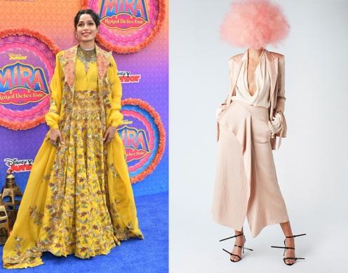 Freida Pinto to wear Roland Mouret Pre-Fall 2020