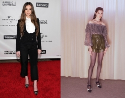 Hailee Steinfeld to wear Self-Portrait Pre-Fall 2020