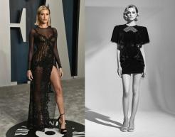Hailey Beiber to wear Ulyana Sergeenko Fall 2020 Couture