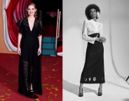 Jessica Chastain to wear Ulyana Sergeenko Fall 2020 Couture