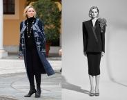 Princess Charlene of Monaco to wear Ulyana Sergeenko Fall 2020 Couture