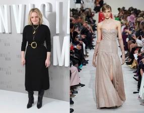 Elisabeth Moss to wear Valentino Fall 2020 RTW