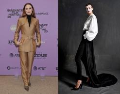 Evan Rachel Wood to wear Ronald Van Der Kemp Fall 2020 Couture