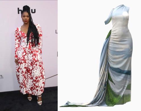 Gabrielle Union to wear Hanifa Fall 2020 RTW