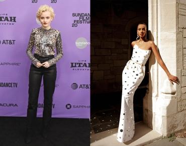 Julia Garner to wear Markarian Spring 2021 RTW