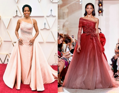 Regina King to wear Elie Saab Fall 2018 Couture