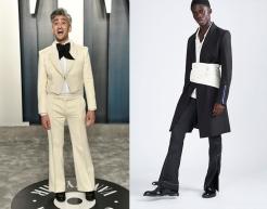 Tan France to wear Daniel W. Fletcher Fall 2020 Menswear