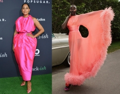 Tracee Ellis Ross to wear Alexandre Vauthier Fall 2020 Couture