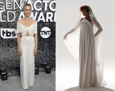 Yvonne Strahvoski to wear Stephane Rolland Fall 2020 Couture