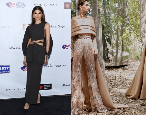 Zendaya to wear Elie Saab Fall 2020 Couture