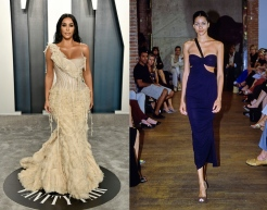 Kim Kardashian to wear Azzedine Alaia Fall 2001 Couture
