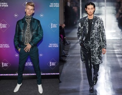 Machine Gun Kelly to wear Azzaro Spring 2020 Couture
