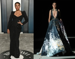 Ariana DeBose to wear Georges Hobeika Fall 2020 Couture