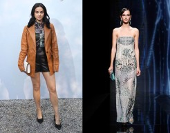 Camilla Mendes to wear Giorgio Armani Spring 2021 RTW
