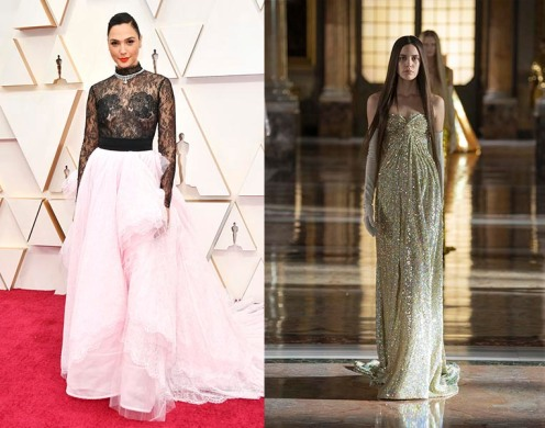Gal Gadot to wear Valentino Spring 2021 Couture