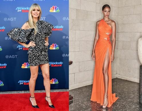 Heidi Klum to wear Atelier Versace Fall 2020 Couture