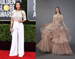 Jeanie Mai to wear Nedo Fall 2020 Couture