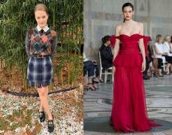 Jo Ellen Pellman to wear Giambattista Valli Fall 2017 Couture