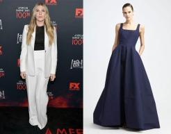 Lily Rabe to wear Oscar de la Renta