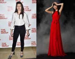 Phillipa Soo to wear Badgley Mischka Pre-Fall 2021