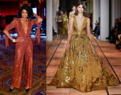 Renee Ellis Goldsberry to wear Zuhair Murad Spring 2020 Couture