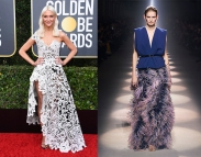 Zanna Roberts Rassi to wear Givenchy Fall 2020 RTW