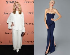 Caitlin Fitzgerald to wear Roland Mouret Pre-Fall 2021