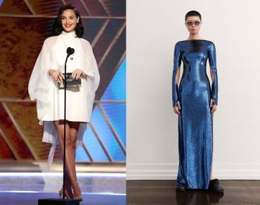 Gal Gadot to wear Burberry Pre-Fall 2021