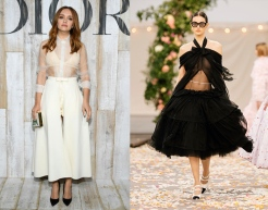 Olivia Cooke to wear Chanel Spring 2021 Couture