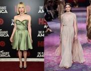 Zoe Kazan to wear Christian Dior Spring 2020 Couture